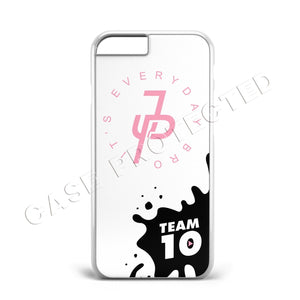 JP Cross  case cover HARD PLASTIC  - Jake Paul Phone Case - Fun Cases