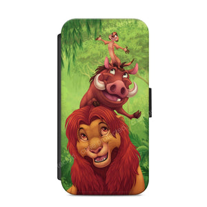 Disney The Lion King Flip Walle iPhone Case for iPhone 5/5s, iPhone 6/6s, iPhone