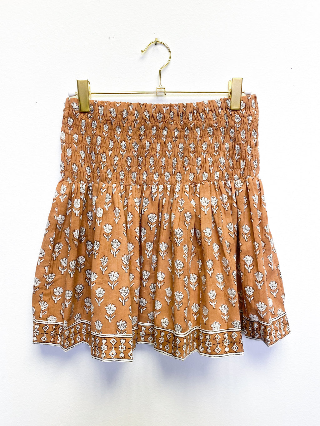 The BIRCH Mini Skirt