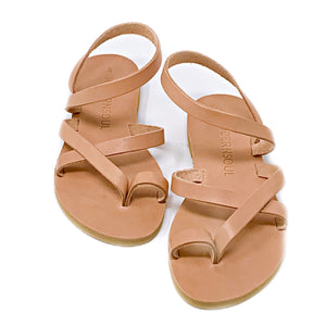 Natural Catie Sandal