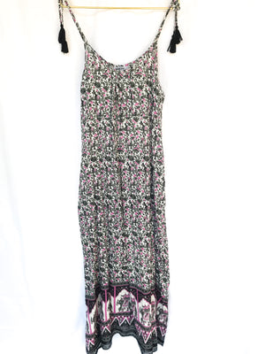 The PAGE Thin Strap maxi