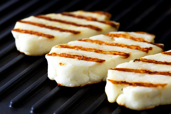 Grilled Panela Cheese