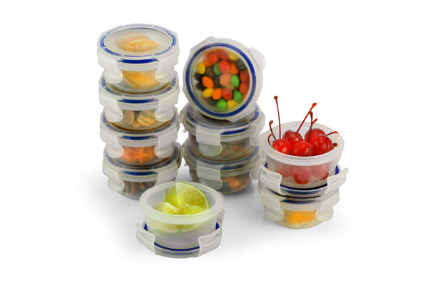 Baby Food Set 10 x 3 fl oz Containers
