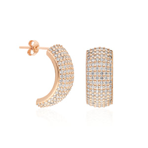 Bardot Earrings | Gold Vermeil