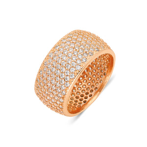 Bardot Ring | Gold Vermeil