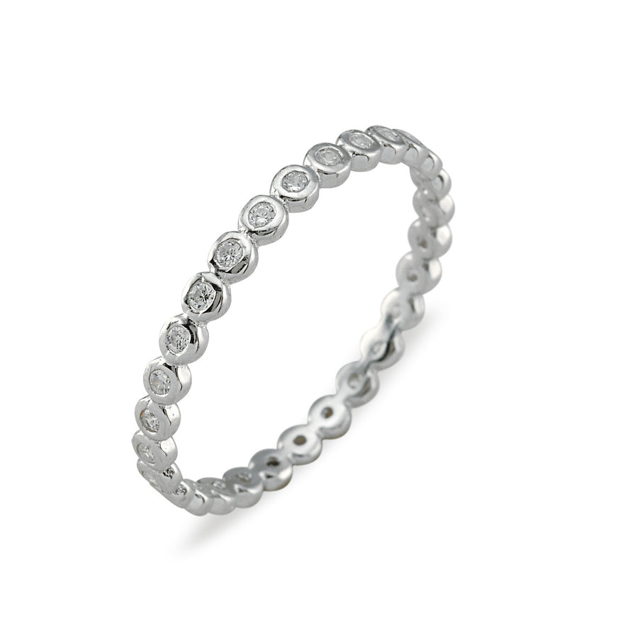 Mini Eternity Band Ring