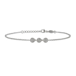 Three Circles Bracelet
