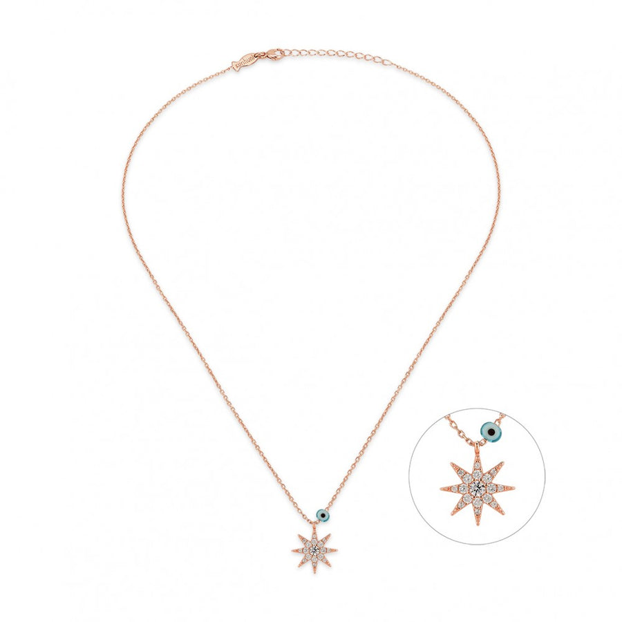 Paradise Sun Necklace