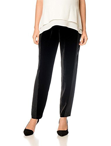 Rebecca Minkoff Under Belly Sateen Slim Leg Maternity Pants