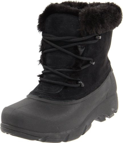 Sorel Women's Snow Angel Lace Boot, Black/Noir, 10 M