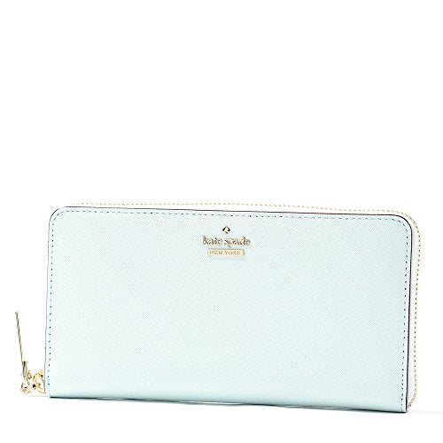 Kate Spade New York Cameron Street Lacey Leather Wallet in Island Waters