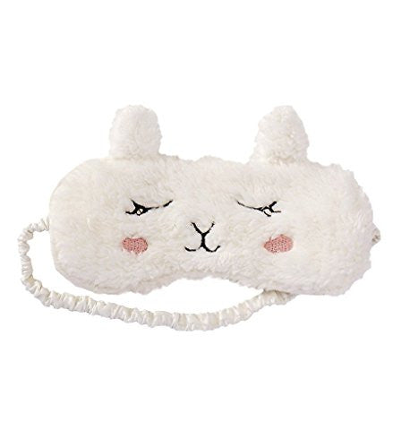 PJ Salvage Cozy Sleep Mask (RZE1) O/S/Lamb