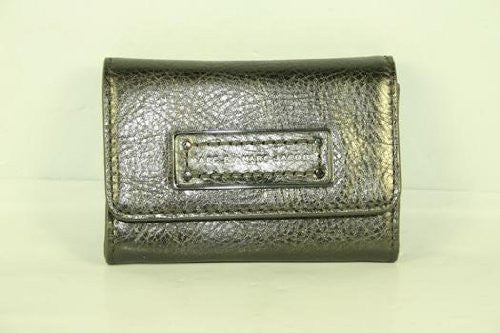 Marc Jacobs Too Hot To Handle Card Case in Gunmetal