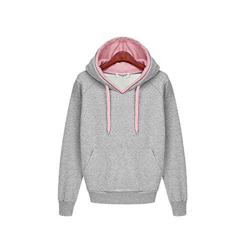 Koola Outdoors Women Hoodie Sweater Sportswear Loose Winter Autumn