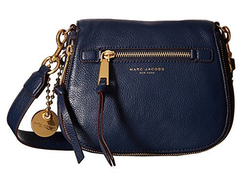 Marc Jacobs Recruit Small Saddle Crossbody Bag