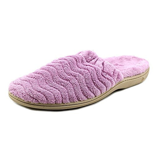 ACORN Women's Spa Support Scuff Slipper,Orchid,Large/8-9 M US
