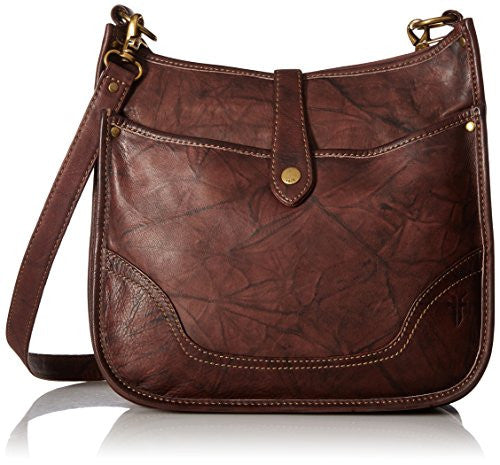 FRYE Campus Cross-Body Handbag,Walnut,One Size