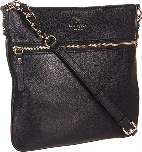 kate spade new york Cobble Hill Ellen Cross-Body Handbag,Black,one size