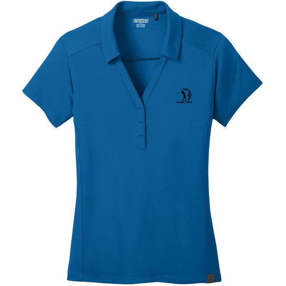 VIGARO LOGO GOLF SHIRT- 6 COLOURS