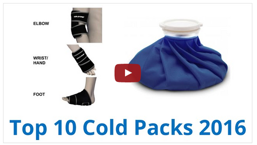 TheraPAQ Rated #6 for Best Cold Packs 2016 by wiki.ezvid.com