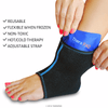 Foot & Ankle Ice Wrap with Hot & Cold Gel Pack by TheraPAQ - TheraPAQ Hot & Cold Packs