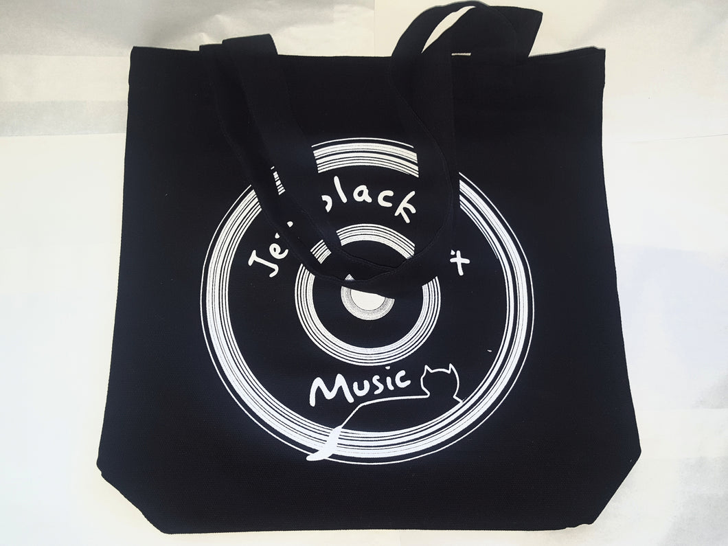 Record bag tote