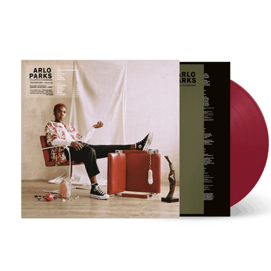 Arlo Parks - Collapsed in Sunbeams (Ltd. Deep Red Vinyl)