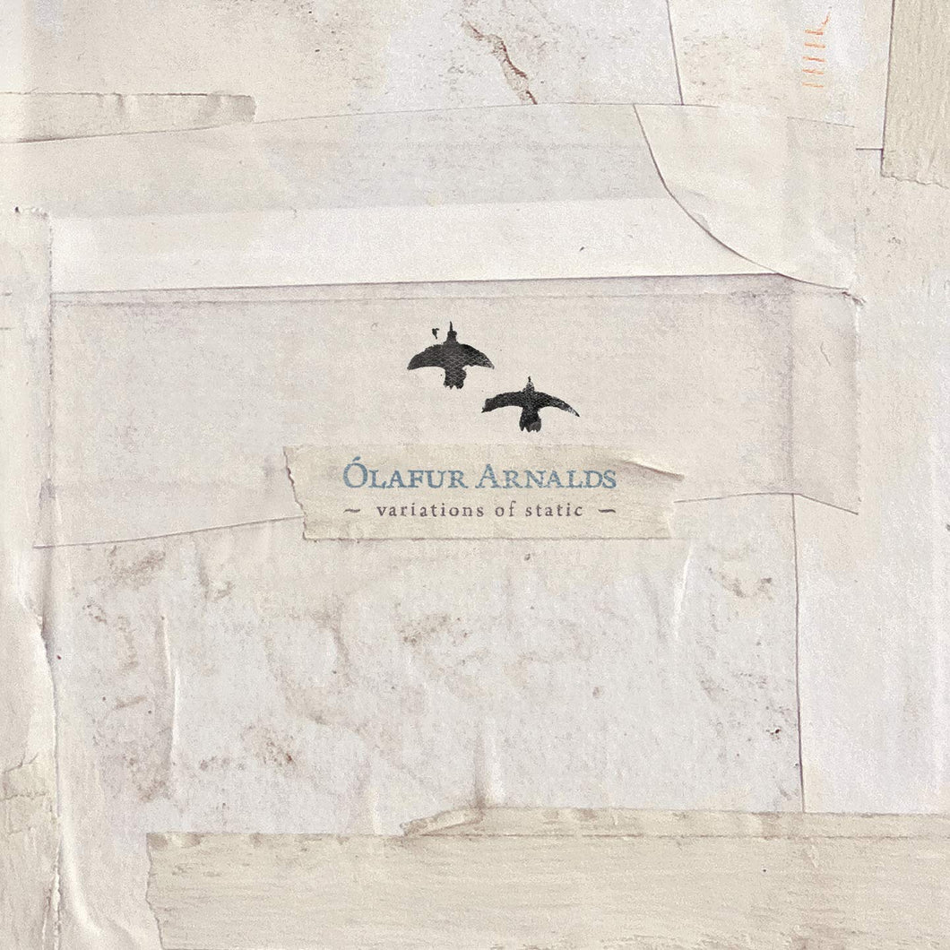 Olafur Arnolds - Variations of Static