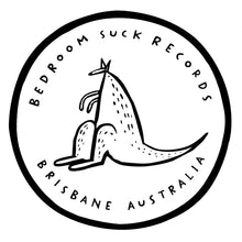 Bedroom Suck Records - White 'Roo Shirt'