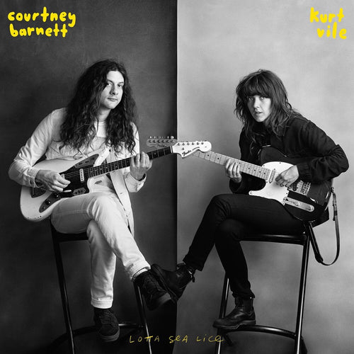 Courtney Barnett and Kurt Vile -
