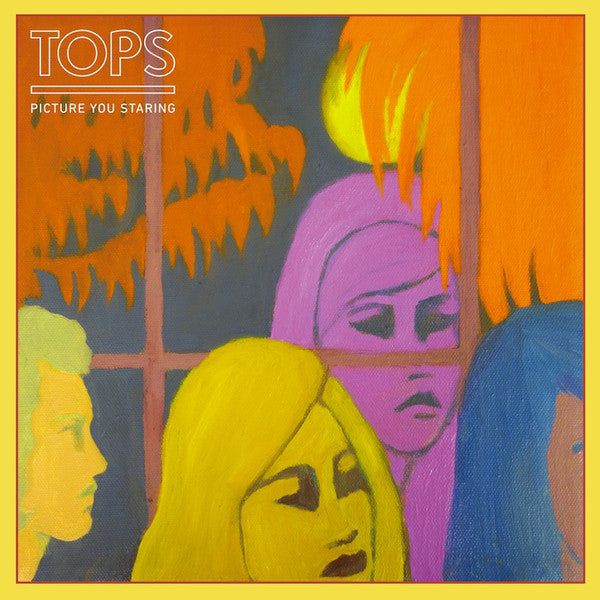 Tops - Picture You Staring