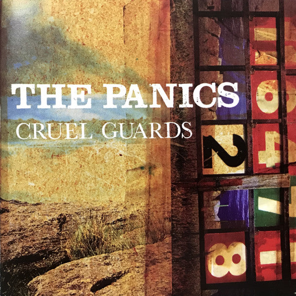 The Panics - Cruel Guards (Pre-Order) Out 7/8