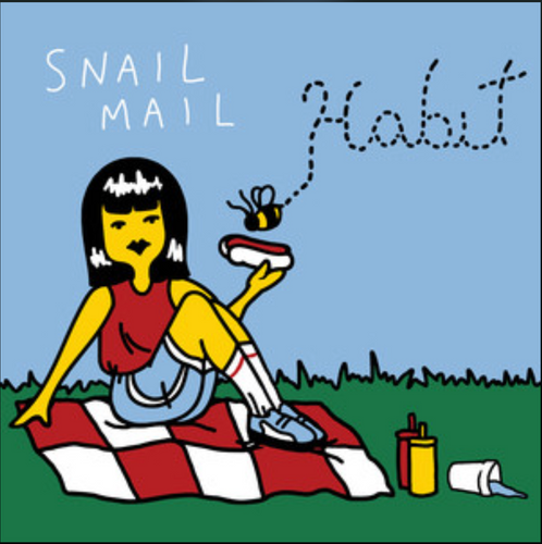 "Snail Mail - Habit ""Pre-Order"" Out 30/8"