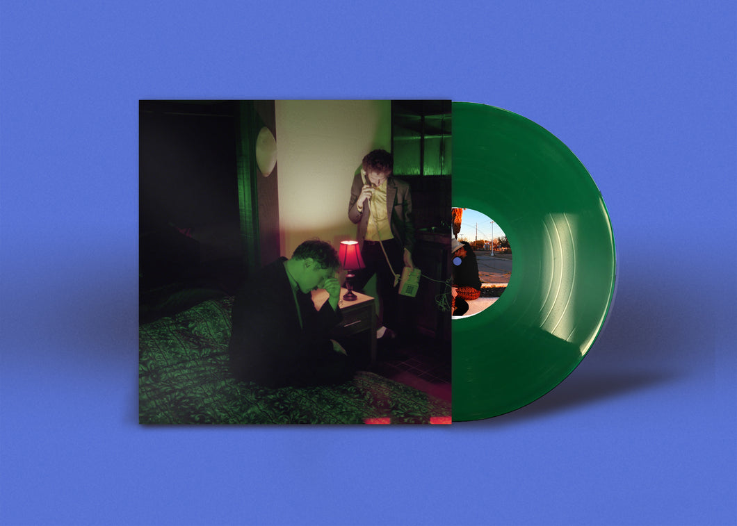 Surf Curse - Heaven Surrounds You (Pre-Order) Green Vinyl - Out 13/9