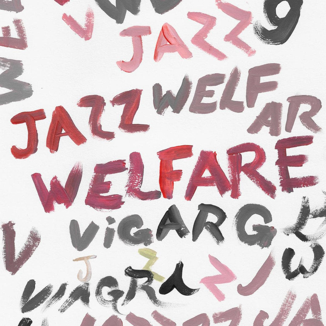 Viagra Boys - Welfare Jazz (Ltd White Vinyl)