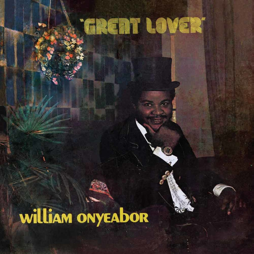 William Onyeabor - Great Lover LP
