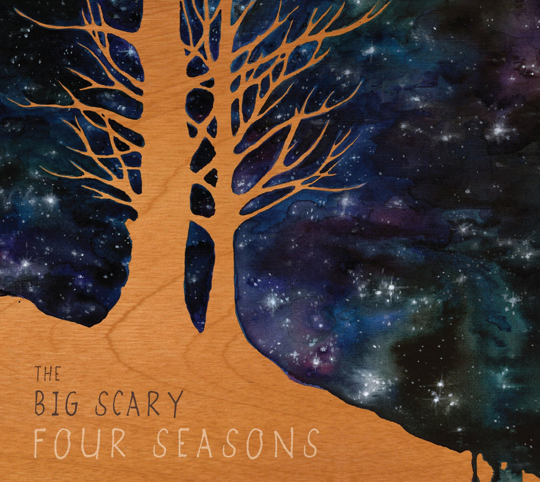 Big Scary - The Big Scary Four Seasons