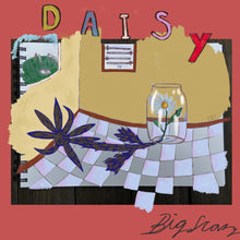 Big Scary - Daisy (Coral Pink Marble Vinyl)