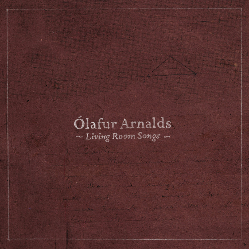Olafur Arnolds - Living Room Songs