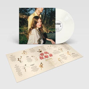 "Molly Burch - First Flower ""Pre-Order"" (White vinyl) Out 5/10"