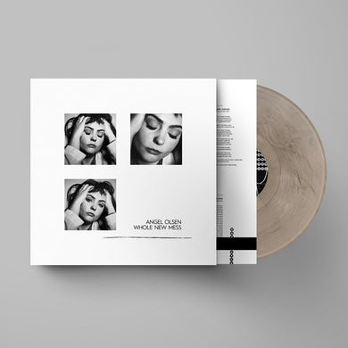 Angel Olsen - Old New Mess (Ltd Clear Smoke Translucent Vinyl)