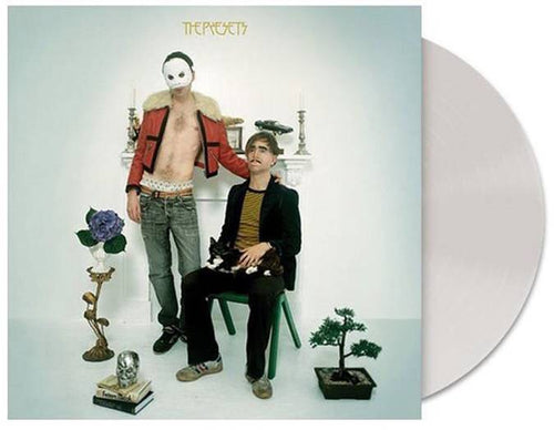 "The Presets - Beams ""Pre-Order"" (Ltd white vinyl) Out 12/4"