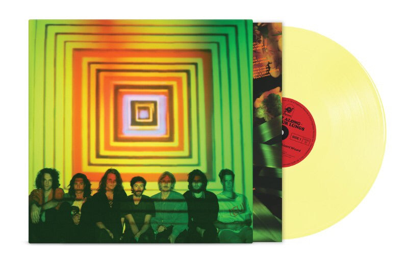 King Gizzard & The Lizard Wizard - Float Along Fill Your Lungs (colour vinyl )