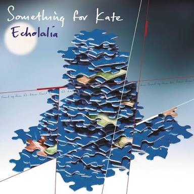 "Something For Kate - Echolalia ""Pre-Order"" (Light Blue Vinyl) Out 31/8"