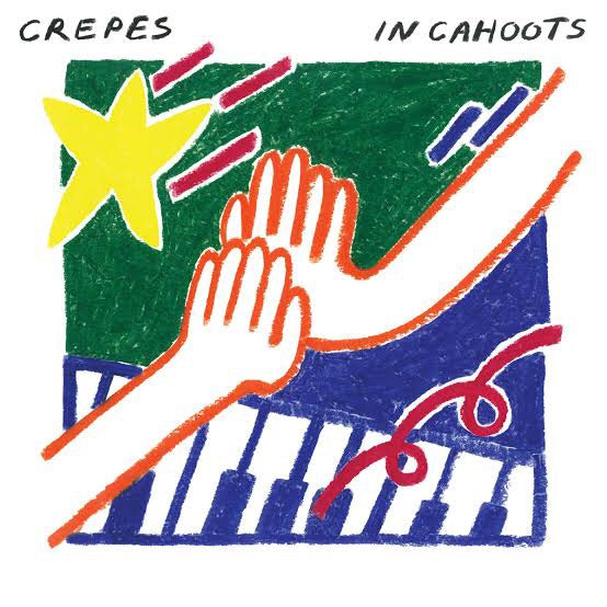 Crepes - In Cahoots