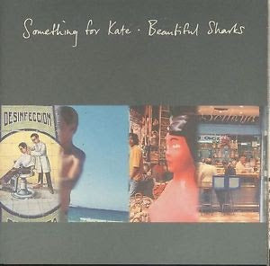 "Something For Kate - Beautiful Sharks ""Pre-Order"" (Green Vinyl) Out 31/8"