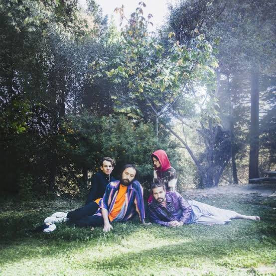 "Big Thief - u.f.o.f ""Pre-Order"" (Indie orange vinyl) Out 3/5"
