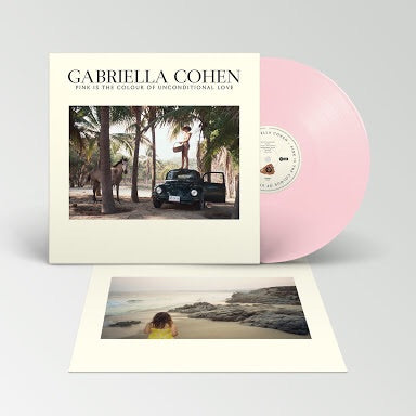 Gabriella Cohen - Pink Is the Colour Of Unconditional Love (Indie Pink vinyl)