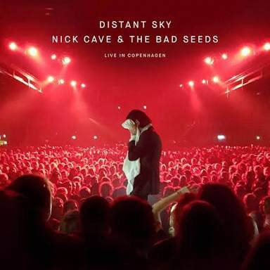 "Nick Cave & The Bad Seeds - Distant Sky (Live in Copenhagen) ""Pre-Order"" Out 28/9"