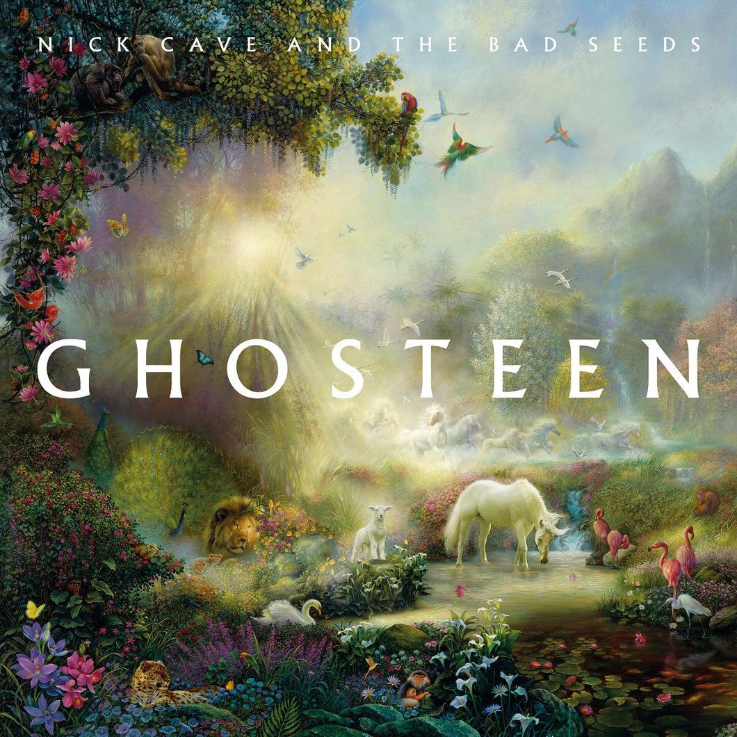 "Nick Cave & The Bad Seeds - Ghosteen ""Pre-Order"" Out 8/11"